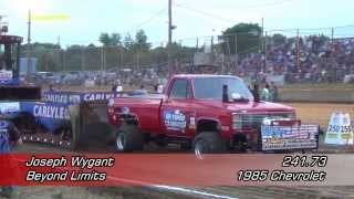 "2015 Mercer Raceway ""Run What Ya Brung"" Truck Pull"