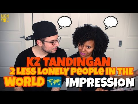 KZ Tandingan - Two Less Lonely People In The World | Kita Kita OST | IMPRESSION