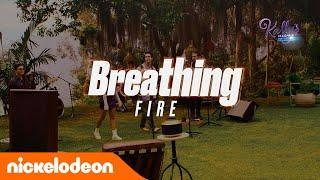 Breathing Fire (Lyric Video) | Kally's Mashup | Nickelodeon en Español