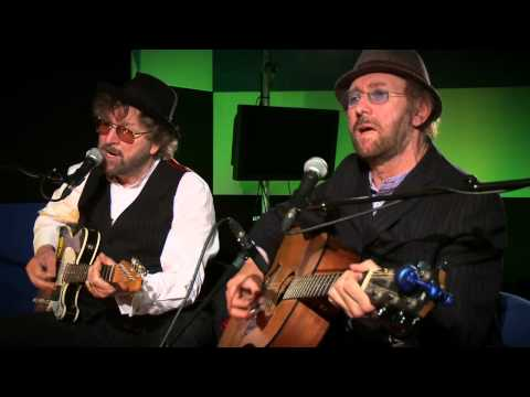 Chas & Dave perform When Two Worlds Collide and Ain't No Pleasing You - live session