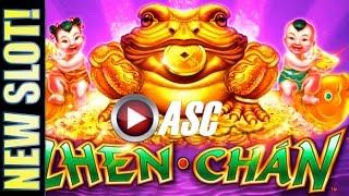 ★NEW SLOT!★ ZHEN CHAN (SG) | FU DAO LE SEQUEL Slot Machine Bonus Win!