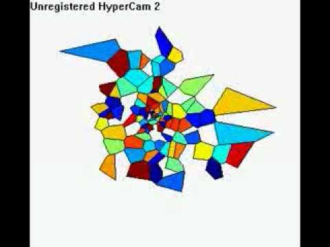 Voronoi matlab visualization 2