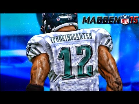 MADDEN 15 QB Connected Franchise - My Preseason Jitters + First Action On An NFL Field!