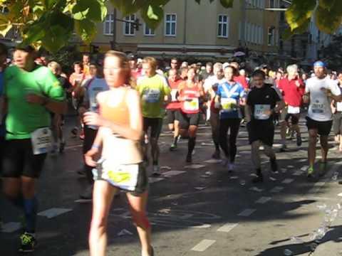 Berlin Marathon 2013, 29.9.2013, Alt Moabit, Kirchstr 5km, (Teil5 Von 9)