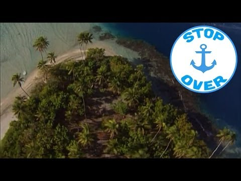 Tahiti and the society island on board of the Wind Song (Documentary, Discovery, History)