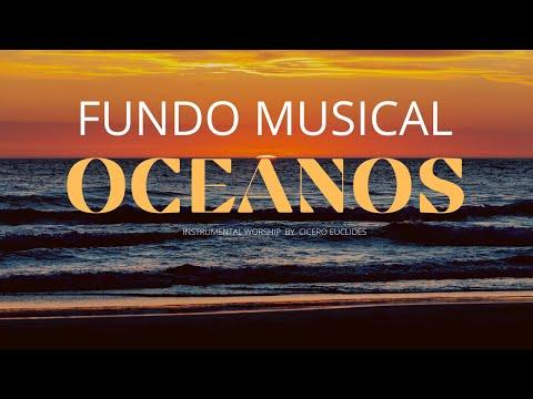 Fundo Musical (Oceanos) Para pregações, orações e reflexões (Pad + Piano) by Cicero Euclides
