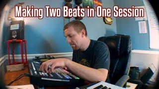 Producer Makes Two Beats on Maschine Studio - Maschine Beatmaking - J-Ideas Fresh Produce