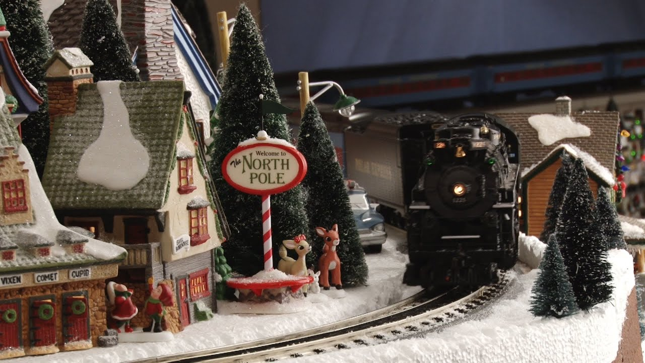 Christmas Village Department 56