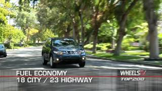 2011 Nissan Murano Test Drive