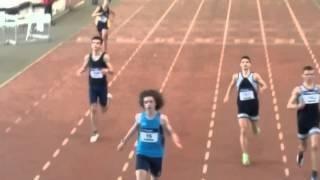 60 m Final Boys U16 Dobrich 2016