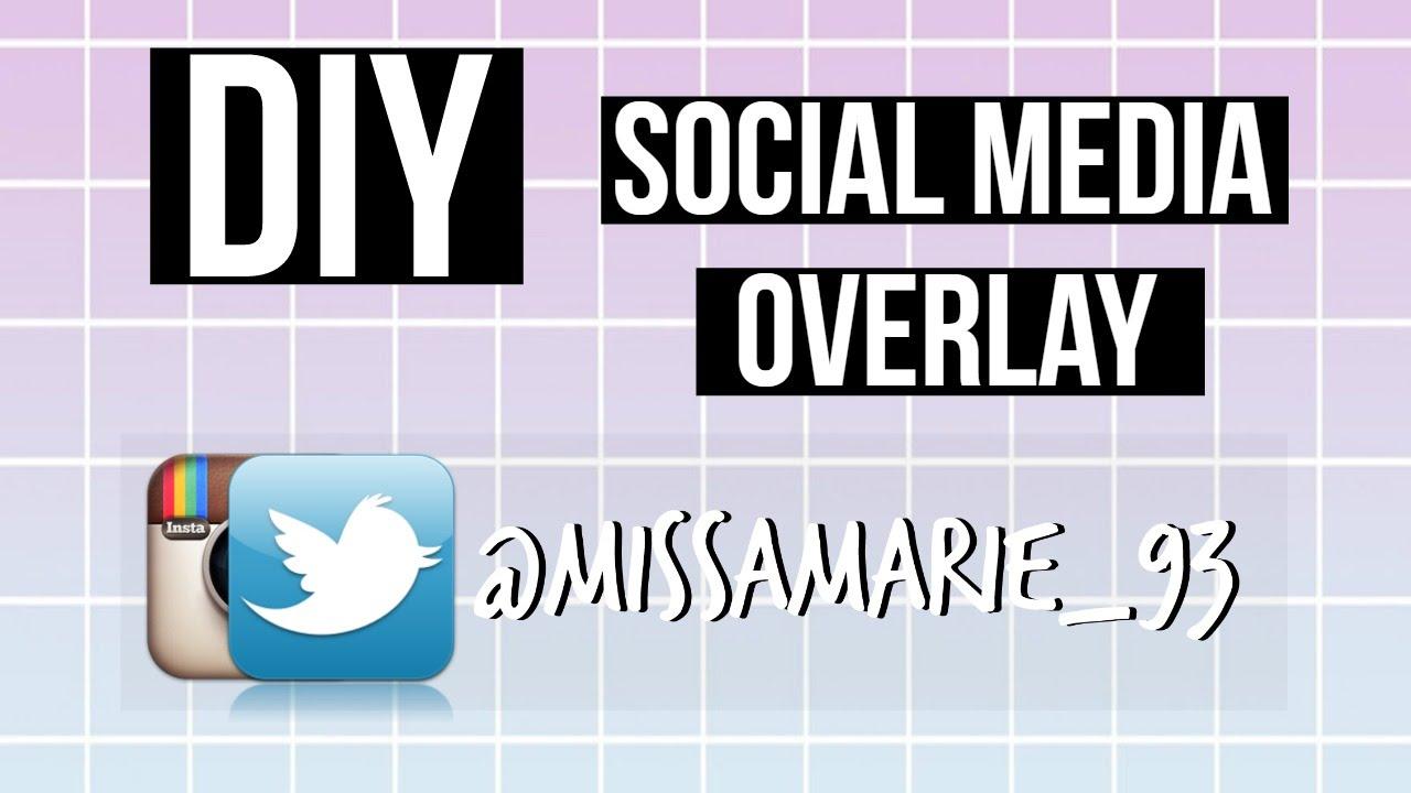 social media bar