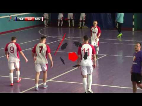 Обзор матча Playtika - Spilna Sprava United #itliga14