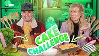 CAKE CHALLENGE!