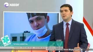 02 02 2017 Hekim ishi Stimul Hospital Lor Cerrah Dr  Hüseyn Məmmədov