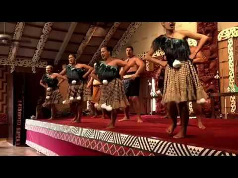 Our visit to the Polynesian Cultural Center - June 2016