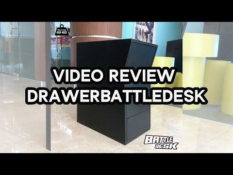 drawer-,-rak-meja-,-lemari-kecil-,-laci-,-meja-komputer-gaming-pc-desk-hitam