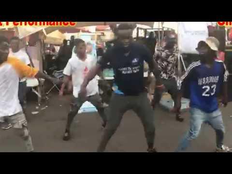 Ghana, Africa Street Dance Crew