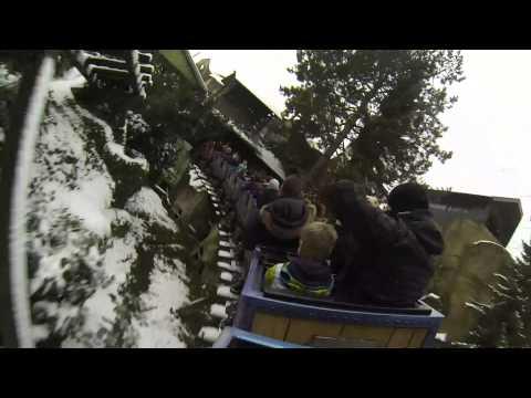 "Alpenexpress ""Enzian"" | Onride POV | Europa-Park"
