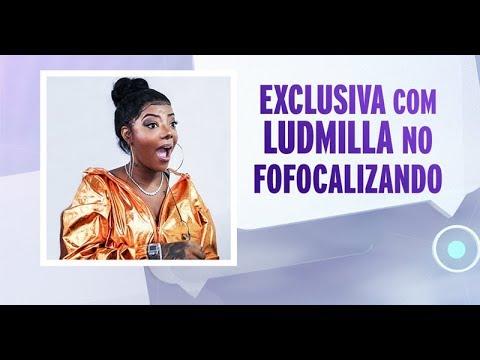 Entrevista exclusiva com a cantora Ludmilla