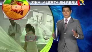 Virus del zika podría afectar por lo menos a 750 mil peruanos