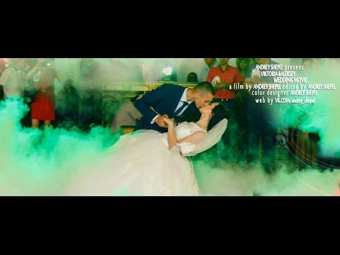 Первый танец очаровательной пары Виктории и Алексея. Видеограф Андрей Шепель vk.com/andrey_shepel