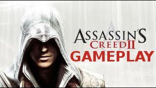 Assassin's Creed 2 (PS3) Gameplay