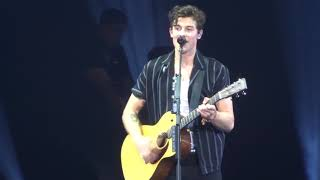 Shawn Mendes - Fallin All In You 10-13-18