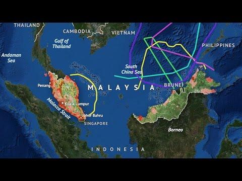 Malaysia's Geographic Challenge