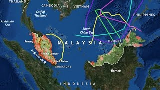 Malaysia's Geographic Challenge
