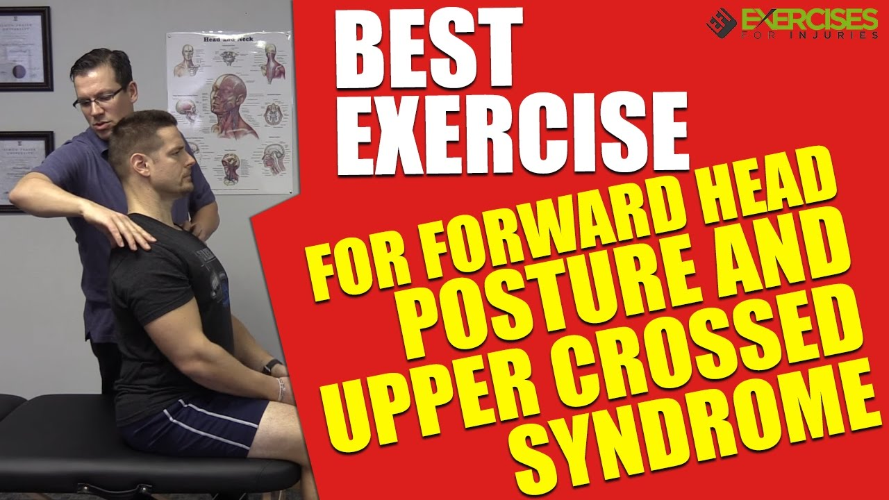 Best Exercise For Forward Head Posture and Upper Crossed ...