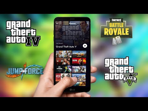Finally!! Play PC Games On Android With Free Code || Play Your Favorite PC Games On Mobile