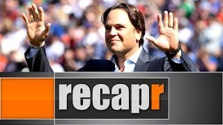 Recapr - Mike Piazza falls short of Hall of Fame