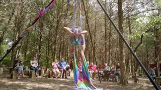 Ashley's Aerialists | St. Louis Renaissance Festival 2020