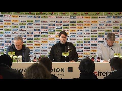 SC Freiburg vs. Fortuna Düsseldorf 1:1 | F95-Pressekonferenz | 2018/19 | PK nach #SCFF95