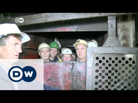 The plight of Kosovo's miners   DW News