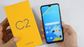 Realme C2 Unboxing & Overview The Budget Android Smartphone