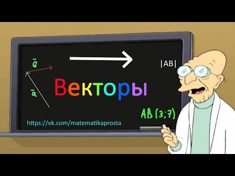 Как вычислить модуль вектора по его координатам