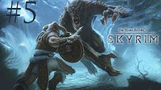 Прохождение TES V: Skyrim #5 Соратники
