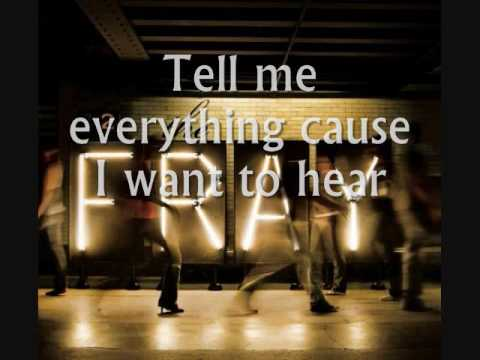 The Fray - Absolute - Lyrics