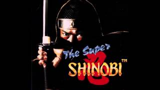 Revenge Of Shinobi - China Town (metal cover)