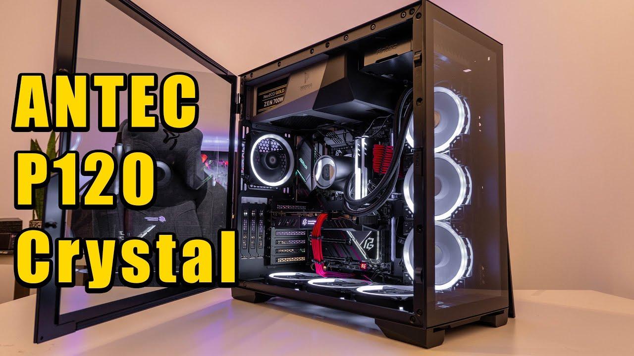 Download PC Build Timelapse - Antec P120 Crystal