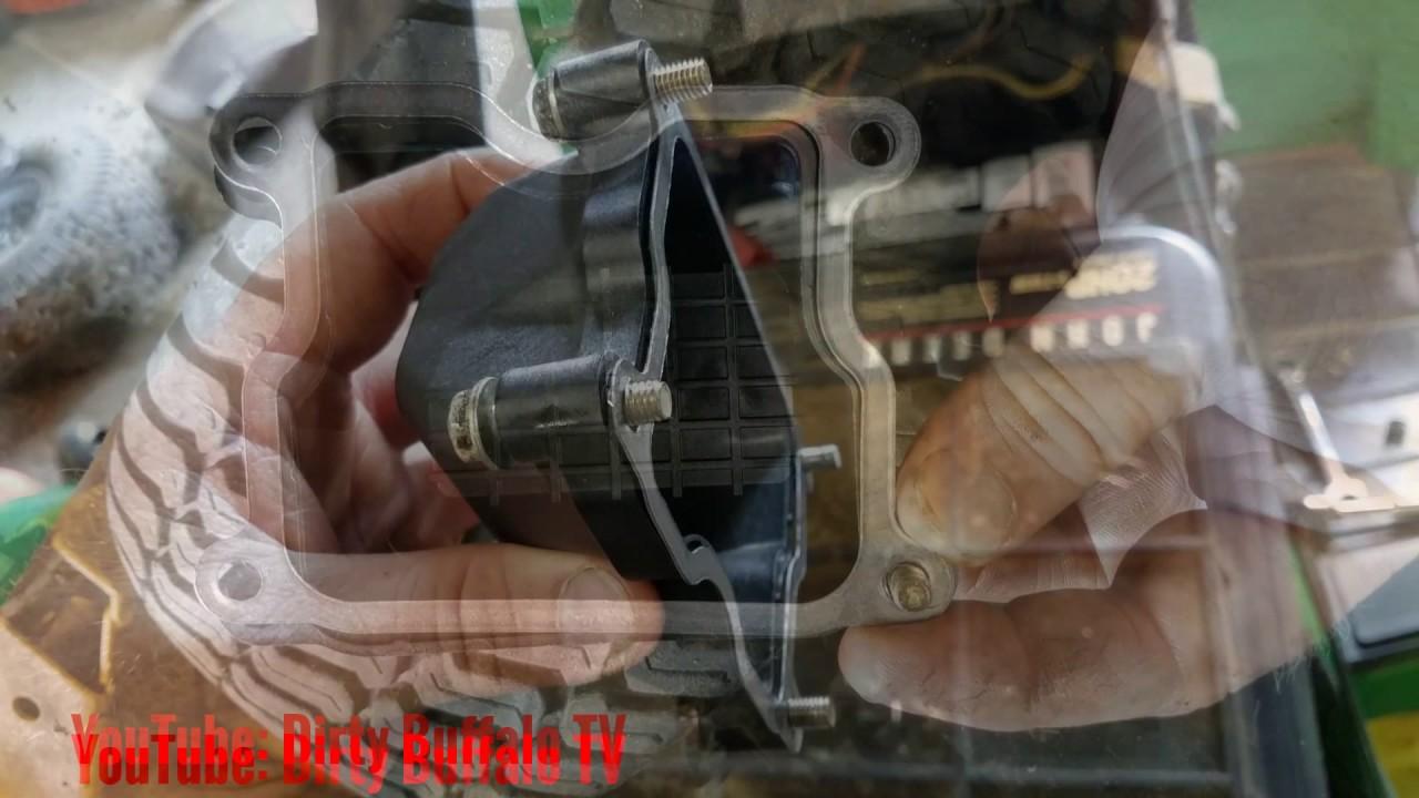 John Deere 445 >> Leaking Valve Cover on Kawasaki Liquid Cooled V-twin (John ...
