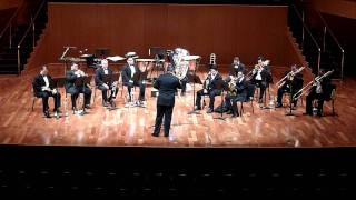 Türm Sonata a 5 - Johann Pezel - Borinquen Brass