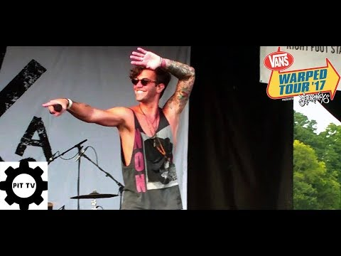 American Authors- Best Day Of My Life (live Vans Warped Tour 2017)