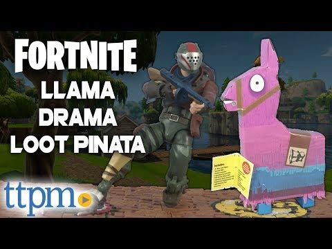 Fortnite Llama Drama Loot Pinata From Jazwares