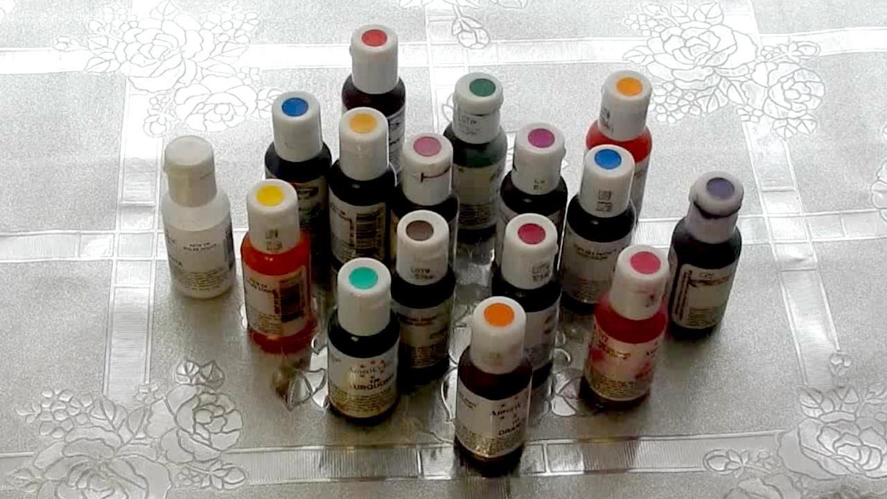 Гелевые красители americolor. Гелевые красители америколор используются для окрашивания мастики, айсинга, марципанов и кремов. Красители имеют высокую концентрацию, благодаря этому, при не большом расходе прекрасно прокрашивают изделия и полностью совпадают с заявленым цветом.