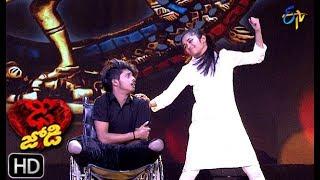 Abhay Surya and Jeevana Performance | Dhee Jodi | 23rd January 2019     | ETV Telugu
