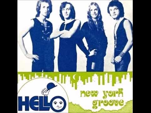 Hello New York Groove 1975