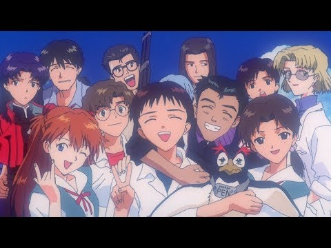 The Curse Of Evangelion