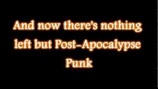 Abney Park - Post Apocalypse Punk lyrics